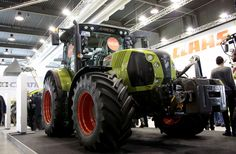 February edition) - Hall 5 www. Agricultural Engineering, Monster Trucks, February