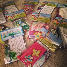 International Convention of Jehovah's Witness 2014 Children's Gift Bags
