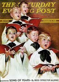 """Frances Tipton Hunter-""""Choir boys will be boys"""""""