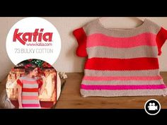 DIY Bulky Cotton Sweater · Jersey · Pull - YouTube