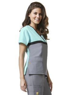Scrubs, Nursing Uniforms, and Medical Scrubs at Uniform Advantage Scrubs Outfit, Scrubs Uniform, Dental Uniforms, Work Uniforms, Scrubs Pattern, Stylish Scrubs, Cute Scrubs, Medical Scrubs, Workwear Fashion