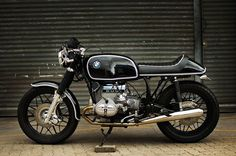 WOW! Beautiful BMW Cafe Racer Do you like??? #motorcycles #caferacer #motos | caferacerpasion.com