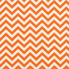 Zig Zag colour Mandarin Find this and other great fabrics at www.curtaineasy.co.nz Zig Zag, Chevron, Stripes, Fabric, Color, Tejido, Colour, Fabrics, Tejidos