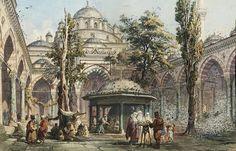 Osmanlı Beyazıd camii