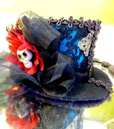 Enchanted Revolution: DYI Mini Top Hat