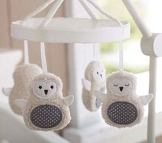 If I were having a baby, there's no doubt at the theme the room would have! (from Pottery Barn Kids)