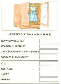 Użyj STRZAŁEK na KLAWIATURZE do przełączania zdjeć Polish Language, Autism Activities, Education, School, Polish, Onderwijs, Learning