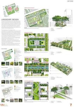 architectural presentation board layout examples - Google Search