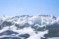 Waterscape: Joy Samba, Tango, Sea Level, Mount Everest, Joy, Mountains, Water, Travel, Gripe Water