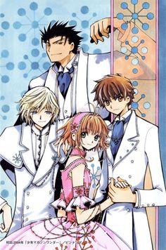 TRC Sakura Artbook