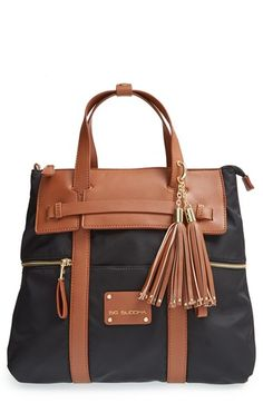 Big Buddha Convertible Nylon Backpack available at #Nordstrom