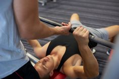 A Best Rest Interval for Bench Press? Rest is typically a thoroughly thought-out variable in strength training regimens. Rightly so, suggests research published in the Journal of Strength as well as […] Health Department, Bench Press, Barbell, Eating Well, Strength Training, Stay Fit, Personal Trainer, Gym Workouts, Illinois