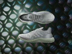 b6fb2c895 The adidas Consortium 4D x Invincible Futuristic New Silhouette http