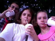 Slushie Selfie!