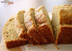 Lick The Bowl Good: Reaching Into The Archives: zucchini and carrot bread I Love Food, Good Food, Yummy Food, Carrot Zucchini Bread, Carrot Cake, Courgette Bread, Zucchini Brownies, Healthy Cake, Healthy Foods