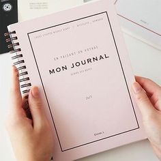 Mon Journal invite.L Daily Planner Self Dated Orgnaizer Scheduler New
