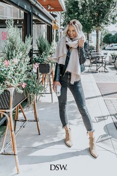 Amp up your everyday wardrobe with stylish finds from DSW. This stylish selection of booties from brands like Aldo, Franco Sarto and Via Spiga will take you from work to brunch and beyond. Tap the Pin now to shop and browse the full assortment.