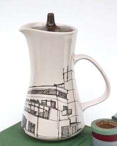 Still want illustrated jugs and mugs and...