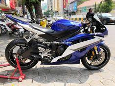 Yamaha R6 year 2011