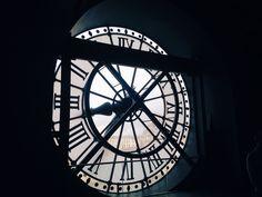 Window in Musée D'Orsay, Paris