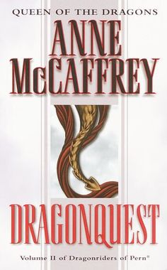byAnne McCaffrey On Pern, men breed and train great fire-breathing dragons to help them fight the deadly silver Threads that fall from the sky, destroying all