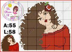 Loom Patterns, Beading Patterns, Cross Stitch Patterns, Pixel Crochet Blanket, Tiny Cross Stitch, Love Bugs, Loom Beading, Perler Beads, Cross Stitching
