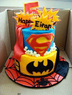 Cool idée gâteau d'anniversaire pour enfant