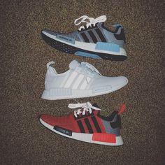 NMD #adidas #boost #nmd #adidasnmd #sneakers #sneakerhead #sneakerfreaker #sole #solecollector #kicks #kicksonfire #nicekicks #runners #runnergang #igsneakercommunity #footwear #ropelaces #dopelaces #3m by hollywood191