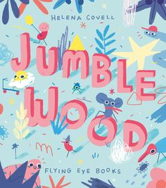 "JUMBLE WOOD A debut picture book, published with Nobrow / Flying Eye Books. ""The little creatures that live in Jumble Wood each have a thing that. Realistic Eye Drawing, Realistic Rose, Drawing Tips, Drawing Skills, Drawing Ideas, Enchanted Book, Children's Picture Books, Children's Book Illustration, Illustration Styles"