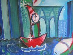 geinspireerd op #Angeles Nieto, 2005 Painting, Art, Grandchildren, Art Background, Painting Art, Kunst, Paintings, Performing Arts, Painted Canvas