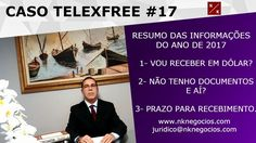 TELEXFREE 17 - INFORMAÇÕES SOBRE A DEVOLUÇÃO DE VALORES  SAIBA MAIS AQUI