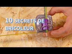 (1) 10 Nouvelles astuces bricolage ! DIY life hacks pour votre atelier [tuto bricolage - ManoMano] - YouTube