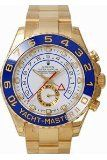 #Men's 18K #Gold #Rolex Yachtmaster II Model # 116688  Full review on: http://toptenmusthave.com/best-mens-watches/