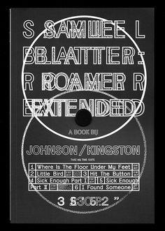 Roamer Extended – Book cover. Johnson / Kingston