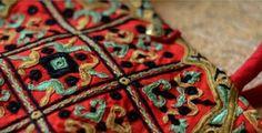 Pakko embroidery Kutchh Gujarat