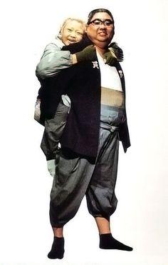 寺内貫太郎一家 (1974), 小林亜星 当時42歳, 悠木千帆 (現 樹木希林) 当時31歳