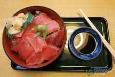Japanese food, from Tempura to Takoyaki