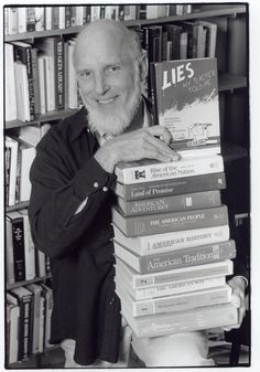 """Lies My Teacher Told Me: Everything Your American History Textbook Got Wrong By James W. Loewen (pictured here) - Books Worth Reading - Funk Gumbo Radio: http://www.live365.com/stations/sirhobson and """"Like"""" us at: https://www.facebook.com/FUNKGUMBORADIO"""