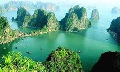 Islas de Ha Long, Quang Ninh, Vietnam