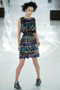 The Spell Of Fashion: CHANEL Alta Costura Primavera-Verano 2014  http://themariopersonalshopper.blogspot.com.es/2014/01/chanel-alta-costura-primavera-verano.html
