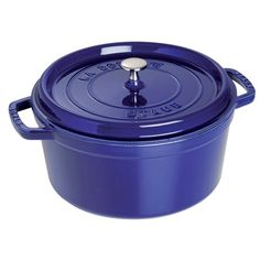 Staub 1102291 Round Cocotte Oven 275 quart Dark Blue * Check out the image by visiting the link.