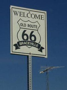 Braceville Illinois - Route 66