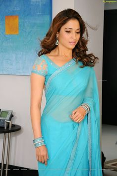 tamanna bhatia saree - Google Search