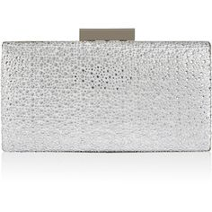 Monsoon Leda Sparkle Clutch Bag (54.685 CLP) ❤ liked on Polyvore featuring bags, handbags, clutches, bolsa, purses, hardcase clutch, party purses, party handbags, man bag and hand bags