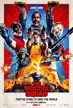 The Suicide Squad Michael Rooker, John Cena, King Shark, Shark S, Nathan Fillion, Peter Capaldi, Harley Quinn, Suicide Squad, Trailer Oficial