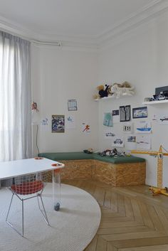 Sandrine Faivre — Appartement Faisanderie