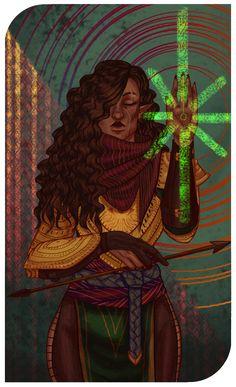 Tarot by LittlleMyrtle on DeviantArt