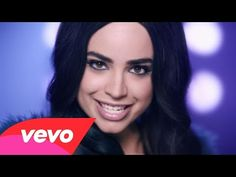 """Sofia Carson - Rotten to the Core (From """"Descendants: Wicked World"""") - YouTube GREAT JOB SOFIE!!! 60s inspiration!!"""