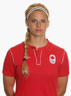 Hottest 2015 FIFA World Cup women soccer players from host country Canada - Lauren Sesselman