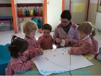 Educación Infantil Primer Ciclo (0-3 años) 4 unidades: 66 puestos escolares